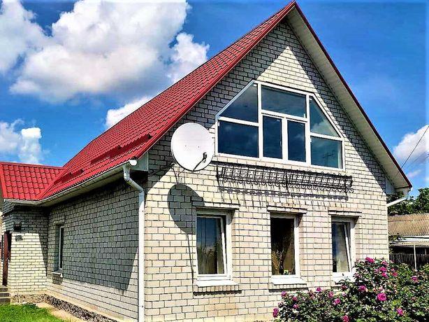 Продам шикарный  дом в  п. Коротыч в 10 км. от метро Холодная Гора sv