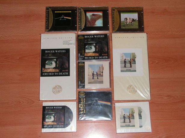 Pink Floyd,Roger Waters 24 kt. gold MFSL,Mastersound-slipcase,longbox