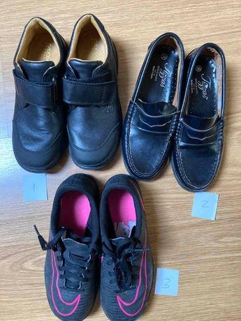 Sapatos novos para cerimonias nº36 e tenis da Nike