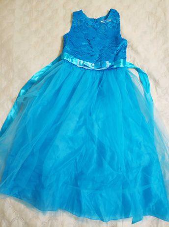 Платье Нарядное на девочку р. 128