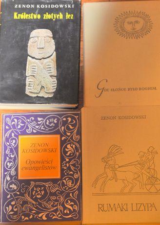 Zenon Kosidowski 4 książki