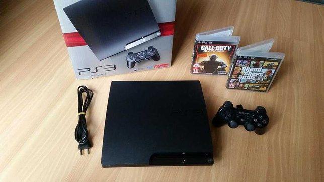 Konsola PlayStation 3 Slim 320Gb (Ps3) stan idealny + wymianna