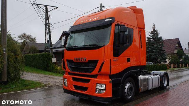 Iveco Stralis Hi Way 460 Mega / Low Deck / / Euro 6 / Automat /
