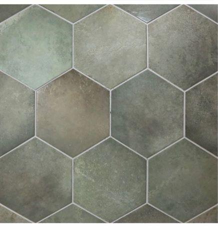 Płytki hexagon heritage jungle 4m2