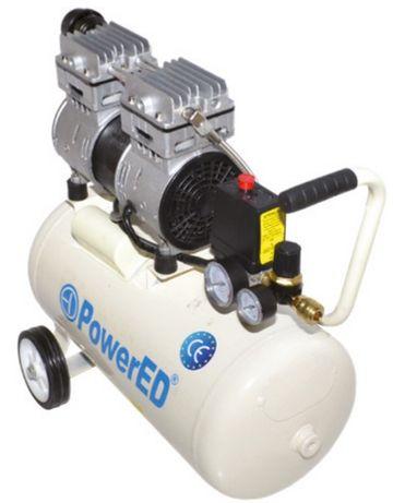 Compressores Silenciosos sem Óleo desde 24 até 100 litros