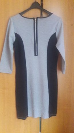 Zestaw sukienka sweterek i bluzka rozmiar M