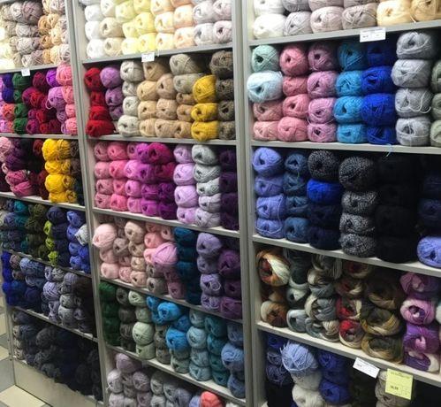 Пряжа Украина, Италия,Турция.Оптово-розничный склад нитки для вязания