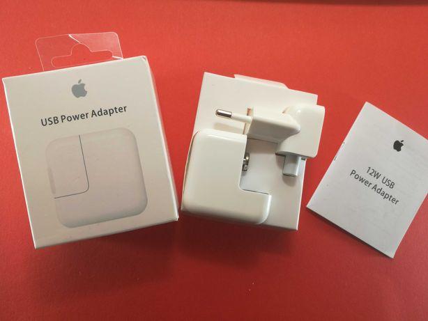 Зарядка для iPad Apple 12W USB Power Adapter зарядное устройство блок