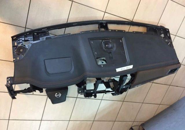Tablier airbags cintos Nissan Titan XD 2016