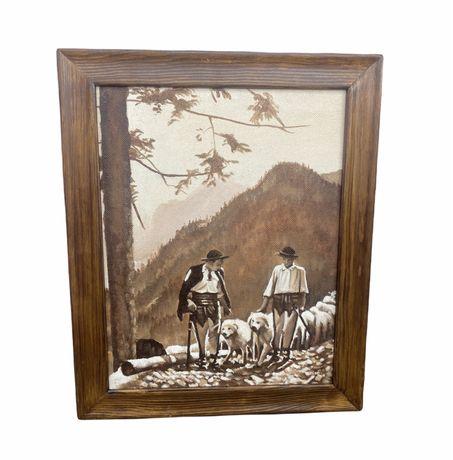 Obrazy góralskie