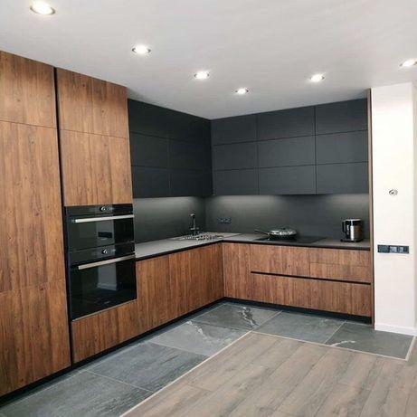 Меблі на замовлення: кухні, шафи-купе.