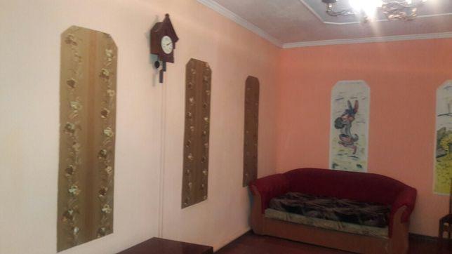 Аренда дома с мебелью и бытовой техникой./для строителей/.