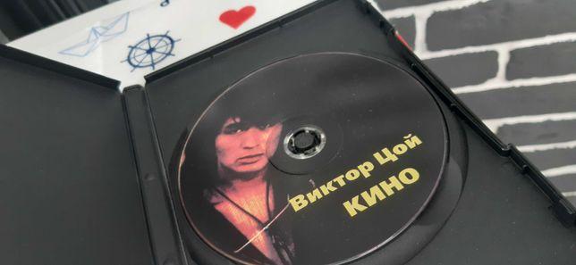 DVD диск Виктор Цой и Группа Кино* – Часть 2: Солнечные Дни