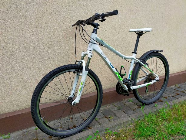 Rower Giant Liv Enchant - koła 26 cali, rama 16 cali, biały, damka