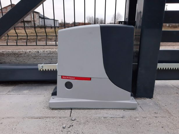 Montaż Napędy, automatyka do bram FAAC, Nice, BFT