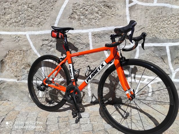 Bike estrada inglesa Planet X