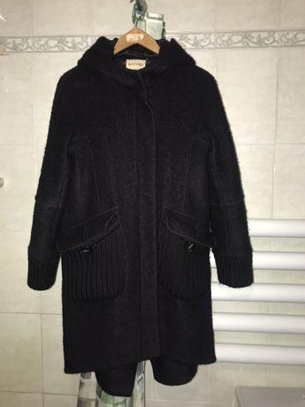 Тёплое шерстяное пальто . (Zara ,Guess,Levis,H&M,Mango)