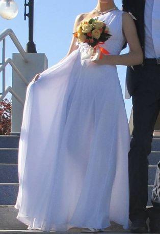 Свадебное , выпускное платье