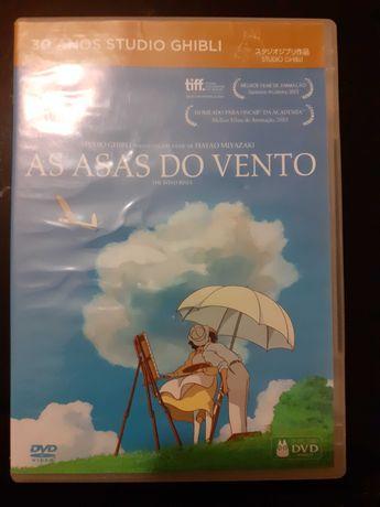 DVD: As Asas do Vento