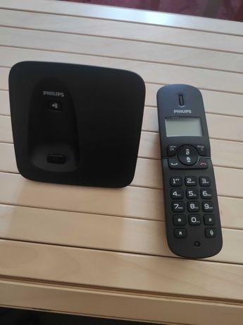 Telefon Philips Cordlles 2000 series bezprzewodowy, nowy, domowy