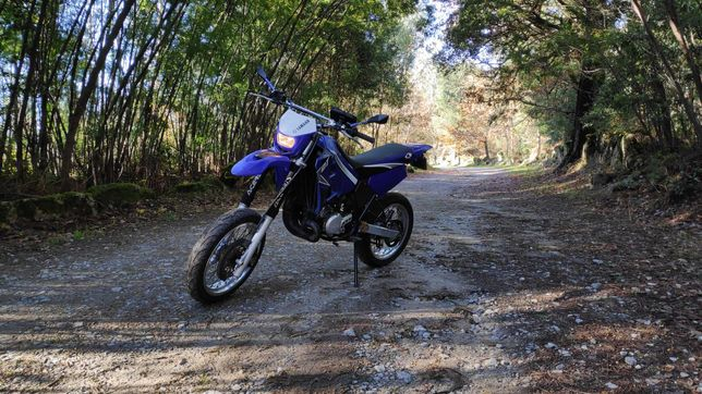 Yamaha Dtr 125  16.9kw Supermoto