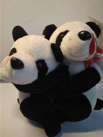 Мягка игрушка Панды обнимающиеся