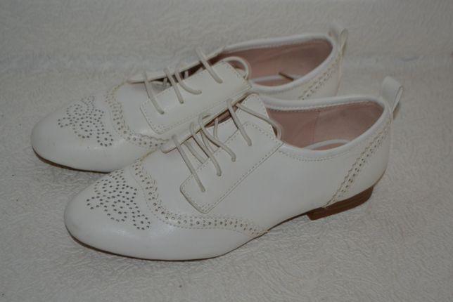 новые туфли Zara trafaluc 23 см 36 размер Англия
