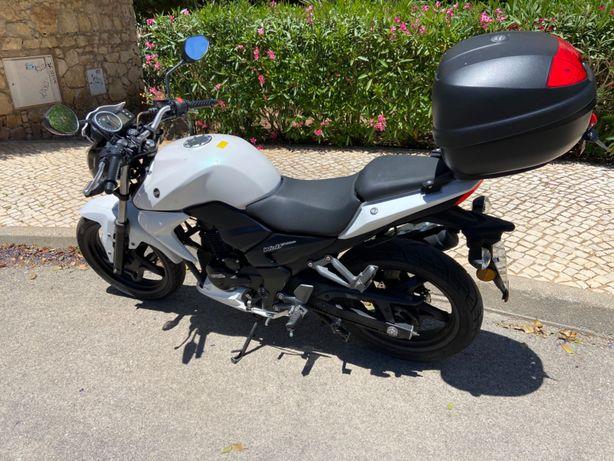 Moto 125 Wolf 2019