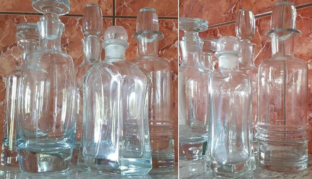 5 sztuk-Karafka, ceramika, szkło ozdobne, prezent, kolekcja, whisk