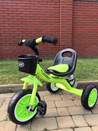 Велосипед трехколесный детский НОВИНКА 2021 года все в наличии