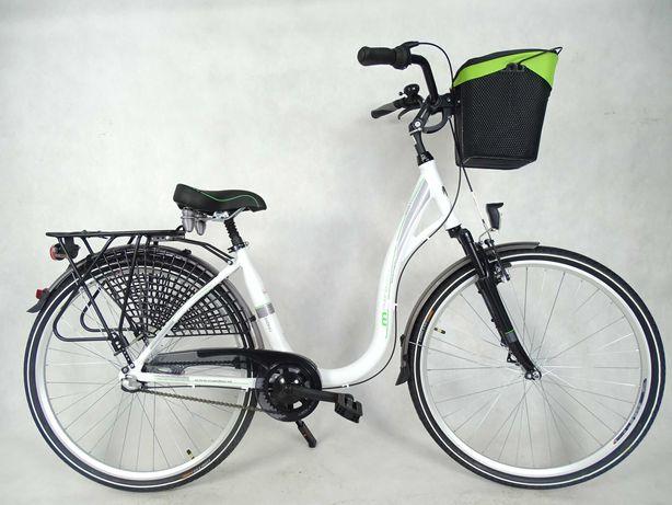 Rower miejski Majdller GAZON 28'' dla starszej osoby