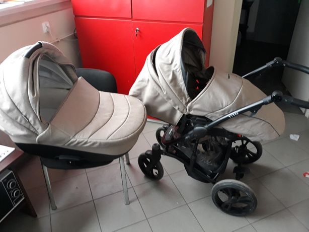 Wózek Bebetto Tito gondola i spacerówka