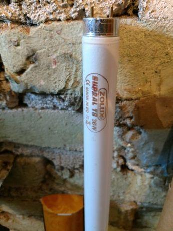 świetlówka zolux supral t8 36 w 1200mm