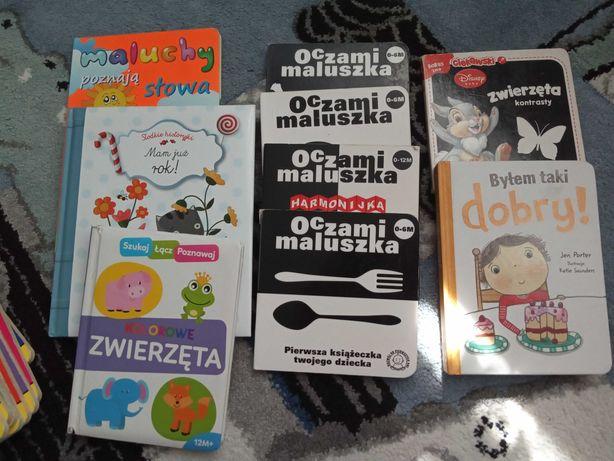 Komplet 10 książeczek Oczami Maluszka  inne