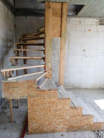 Schody budowlane