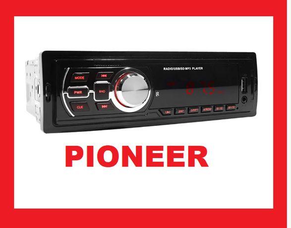 Атомагнитолы Pioneer A626 с пультом (Магнитола Автомобильная Пионер)