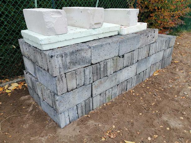 Sprzedam pustaki żużlowe betonowe