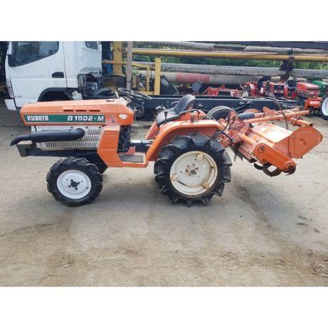 Трактор KUBOTA B1502DT
