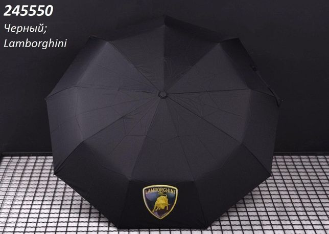 зонт автомат мужской lamborgini
