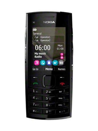 Мобильный телефон Nokia x2-02 Б.У. Original