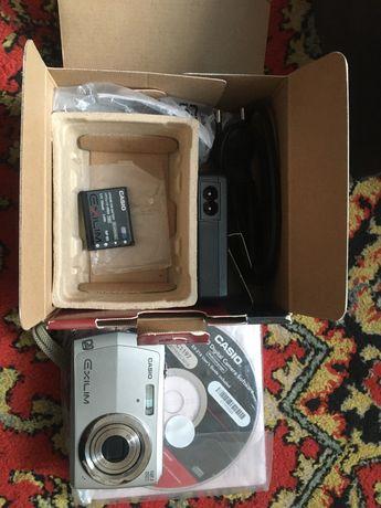 Продам фотоаппарат Casio