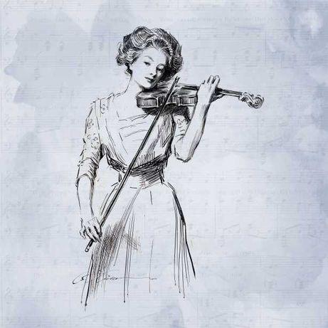 Oprawa muzyczna - skrzypce na ślub