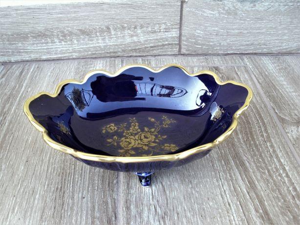 Patera porcelana kobaltowa