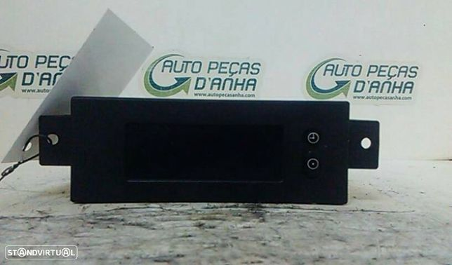 Display Opel Astra G Hatchback (T98)