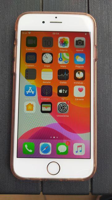 iPhone 6S 16GB rose gold 100% sprawny, mini pęknięcie