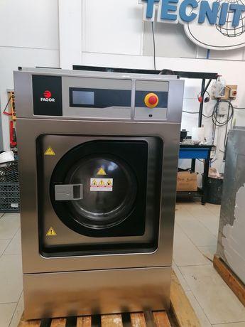 Fagor máquina de lavar roupa 20kg lares e hospitais centro social