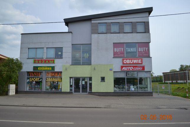 Lokal usługowo-handlowy w centrum Parczewa