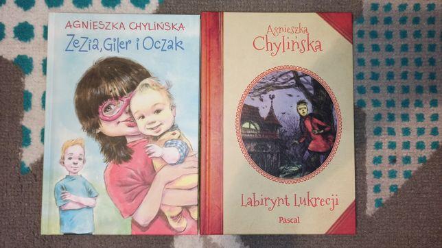 Agnieszka Chylińska - Labirynt Lukrecii