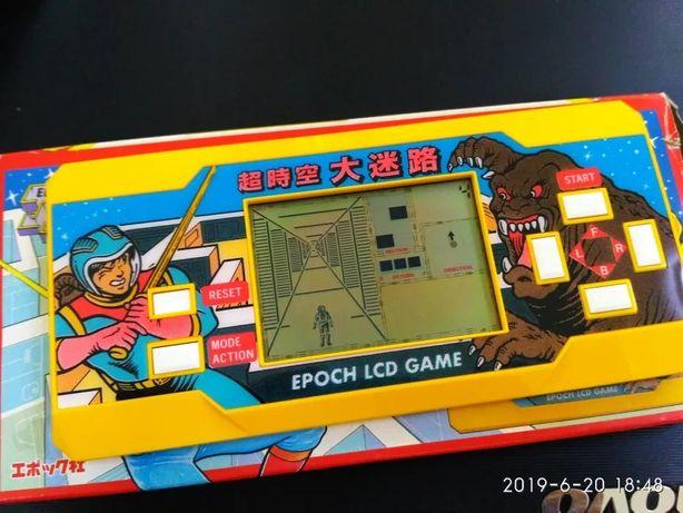 Игра Lost in Space от Epoch Large maze Doom ну погоди, электроника.