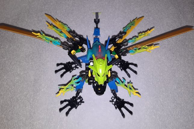 Lego Hero factori, Bionicle, Chima.